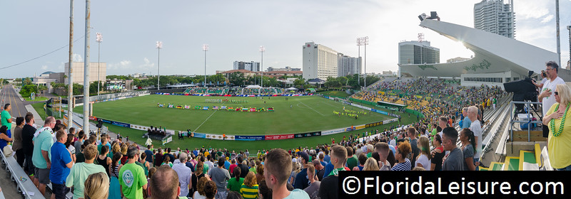 USL2018 - Tampa Bay Rowdies 1 Louisville City 2