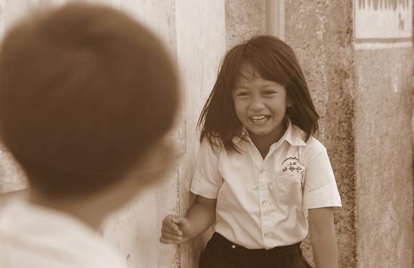 Cambodia II (Distinct Faces)