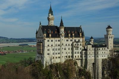 2017-04 Neuschwanstein Castle