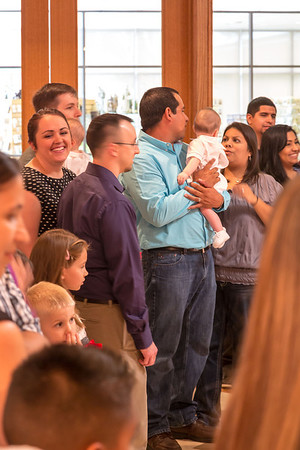 Walz Baptism