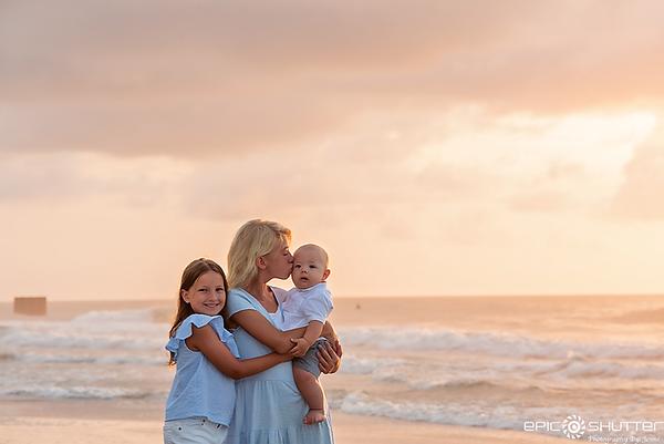 Cape Hatteras Professional Photographer, Family Photos
