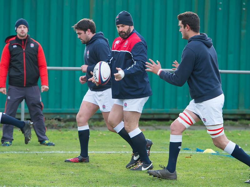 England Deaf Rugby vs New Zealand Deaf Rugby, Third test, 12 November 2017