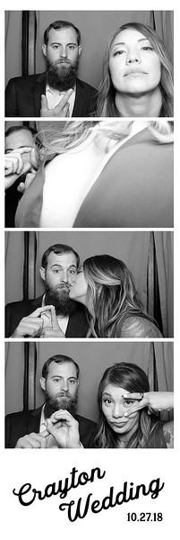 10.27.18 The Crayton Wedding