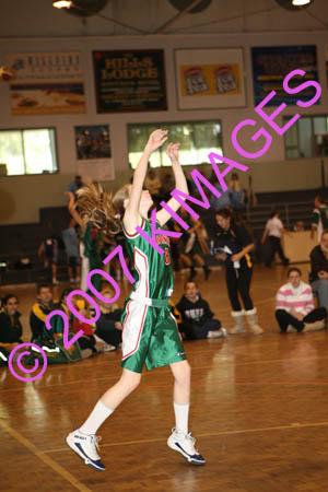 U/14 W1 Semi Final Comets Vs Hills 15-7-07