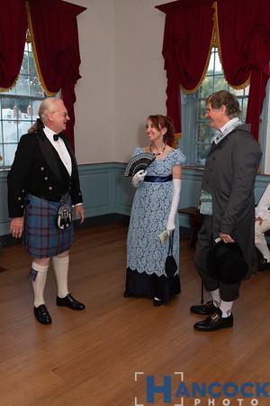 August 2018 Jane Austen Ball