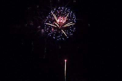 fireworks  july 2017