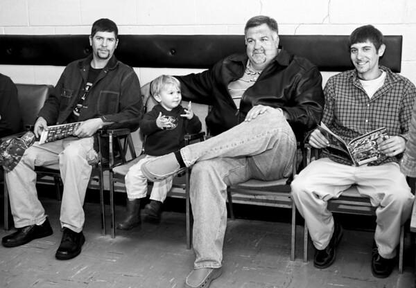 1/13/2010 Dent's Barber Shop, Thomson, GA