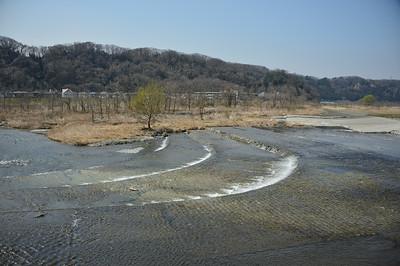 Hamura Sluice (羽村の堰)