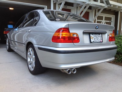 051612 - bmw performance exhaust