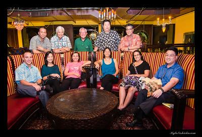 Kamehameha Toastmastsers - Holiday Dinner 2012