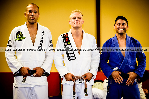 Royce Gracie Seminar - June 16 2012