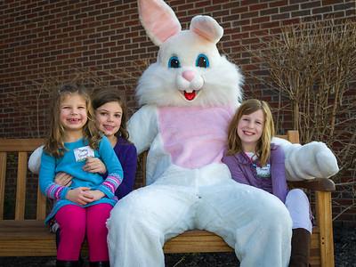 Alumni Easter Egg Hunt 2-9-13