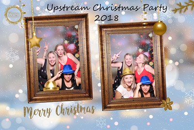 Upstream Christmas Party 2018