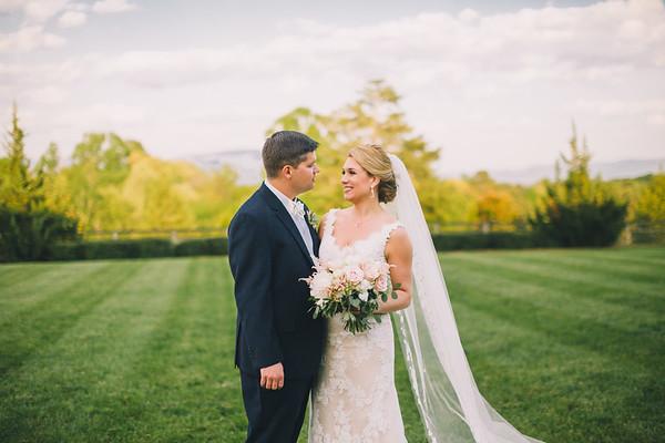 Caroline & Brett