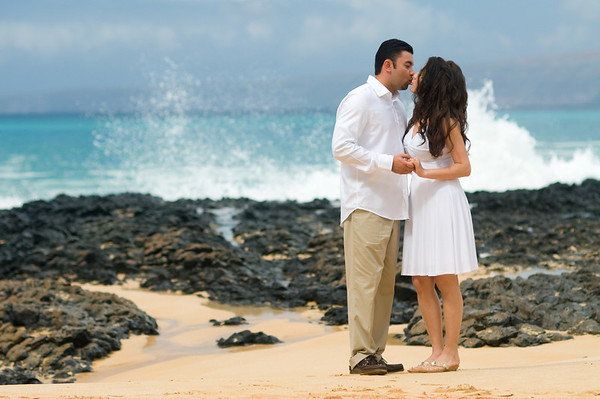 Maui Hawaii Wedding Photography for Sandoval