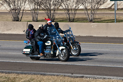 DFW Toy Run 12-21-08