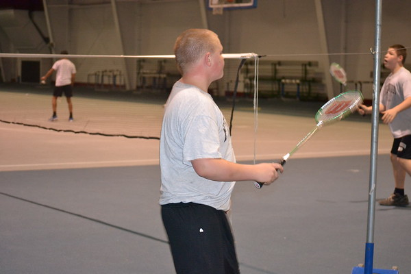 8th grade Badminton