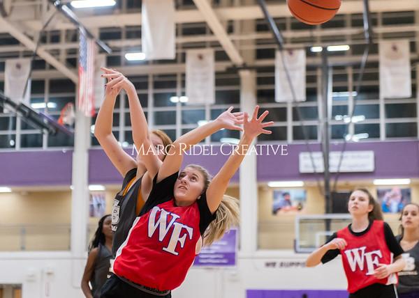 Broughton girls basketball vs Wake Forest. November 14, 2019. D4S_9853