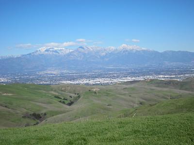 San Juan Hill - Chino Hills State Park -  1.12.13