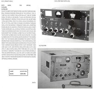 SX-73 / FRR-274 / 274B