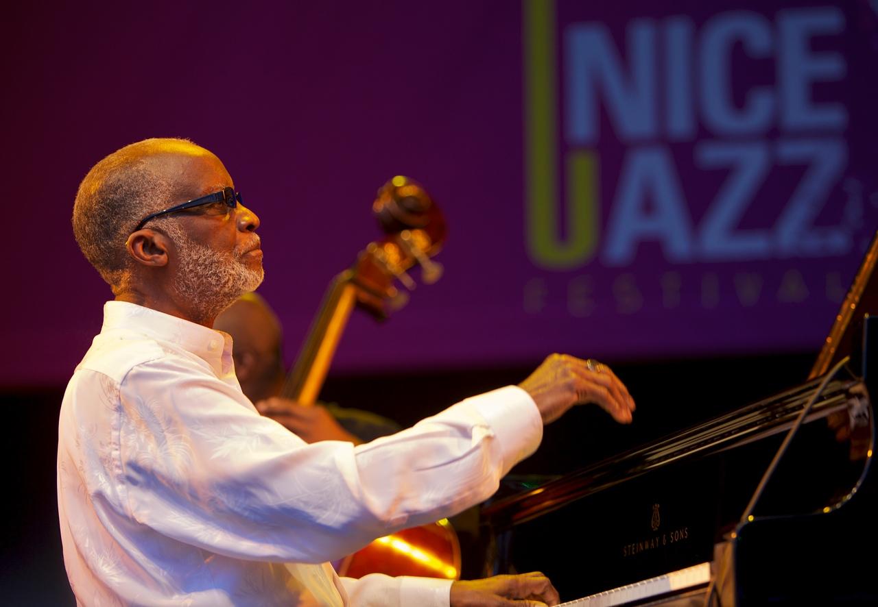 Ahmad Jamal at the Nice Jazz Festival 2011 1