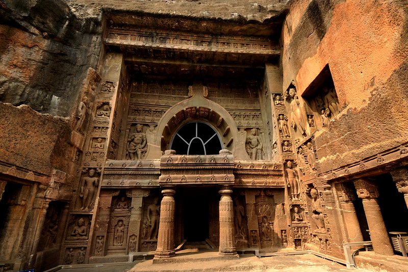 UNESCO World Heritage Sites in India: Ajanta Caves
