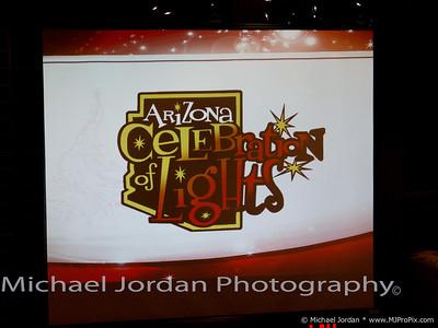 Arizona Celebration of Lights 2011