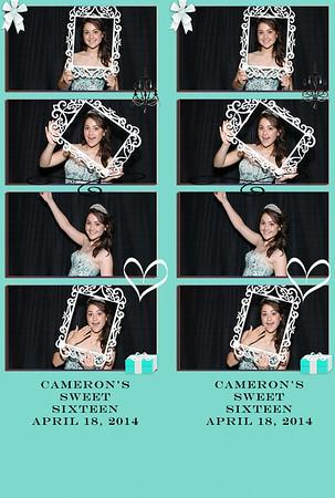 Cameron's 15th Birthday