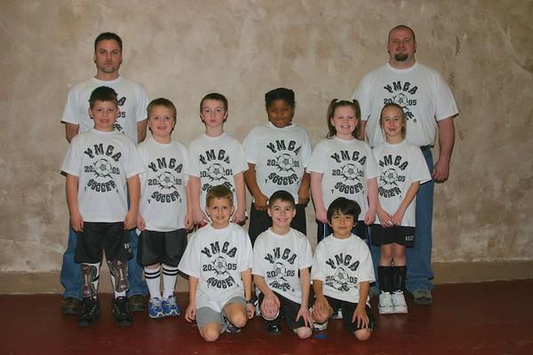 Conner's Soccer Teams