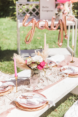 Julie's Picnic Party • The Perfect Picnic
