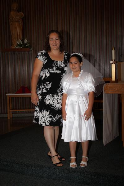 Sunday Communion May 2010