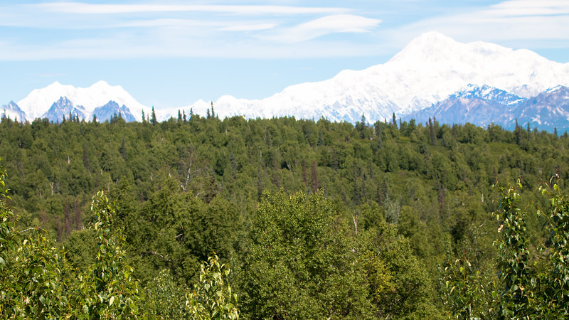 Denali and Foraker