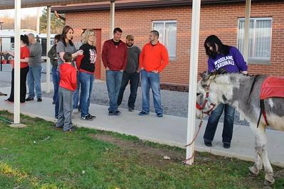 2015 03 28 Donkey Basketball Game @ Woodland High School