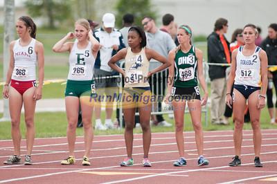 MAC Champ - Women's 1500M Run