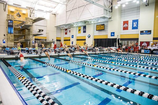 02-27-16 Big Ten Swimming Championships Day Four (Night)