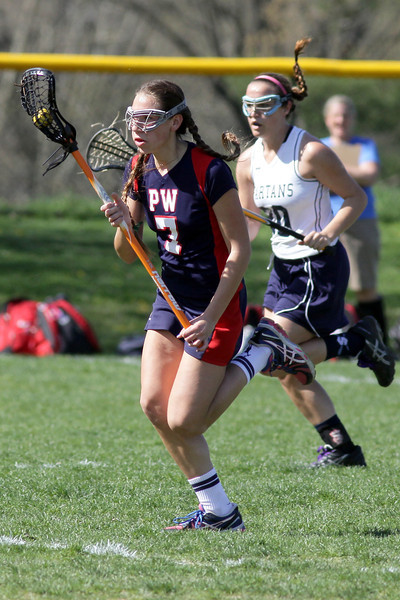 Plymouth Whitemarsh at Springfield girls lacrosse