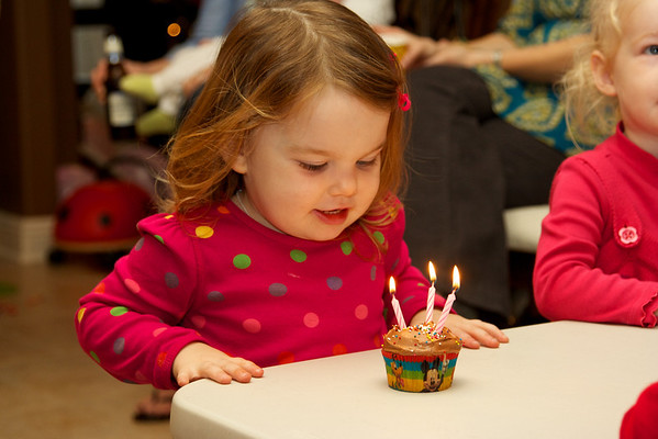 Anna's 3rd Birthday Party