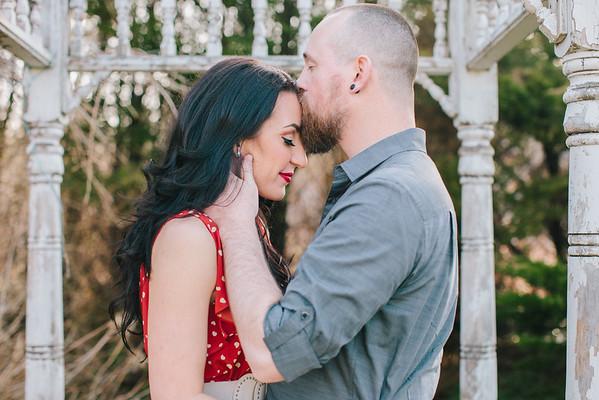 Katie + Ryan: Engagements