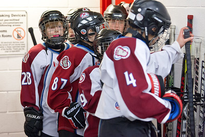 OMHA Final vs Aurora Tigers March 22 2014