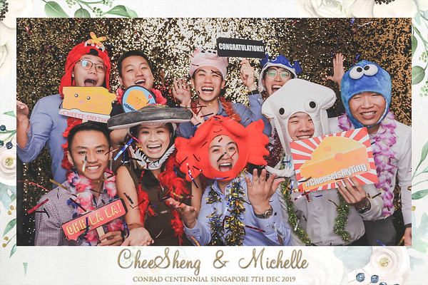 Wedding of CS & Michelle