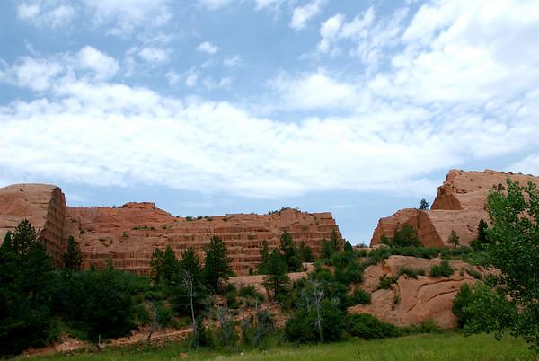 Colorado Springs Hiking Trail
