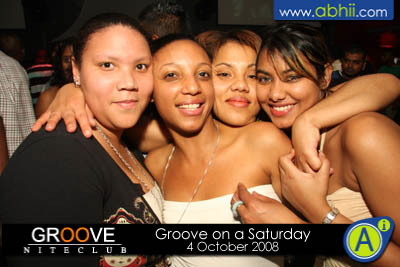 Groove - 4th October 2008