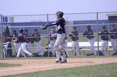 OE Freshmen Baseball Vs Bolingbrook 2014
