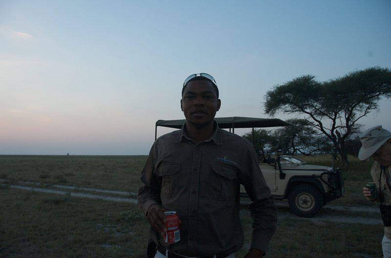 Ona at Kalahari Plains - Leslie Rowley