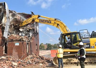 Perkins Homes Demolition-8.30.21