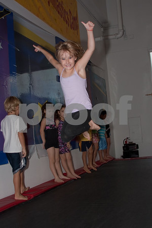 Acro Fit July 20, 2011