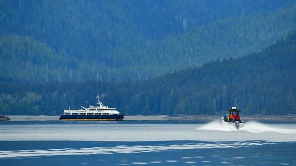 Ship Cascadia - Press Images