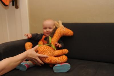 Vivian 11 Months