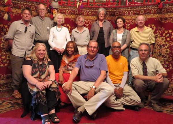 Princeton Group Photo  - Serguei Oushakine