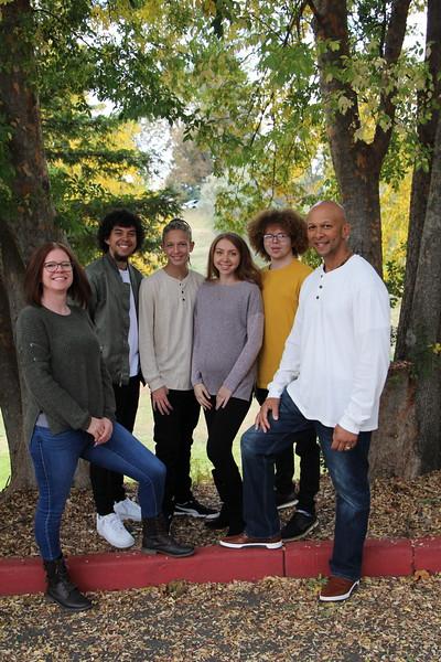 Jackson Family Fall 2020